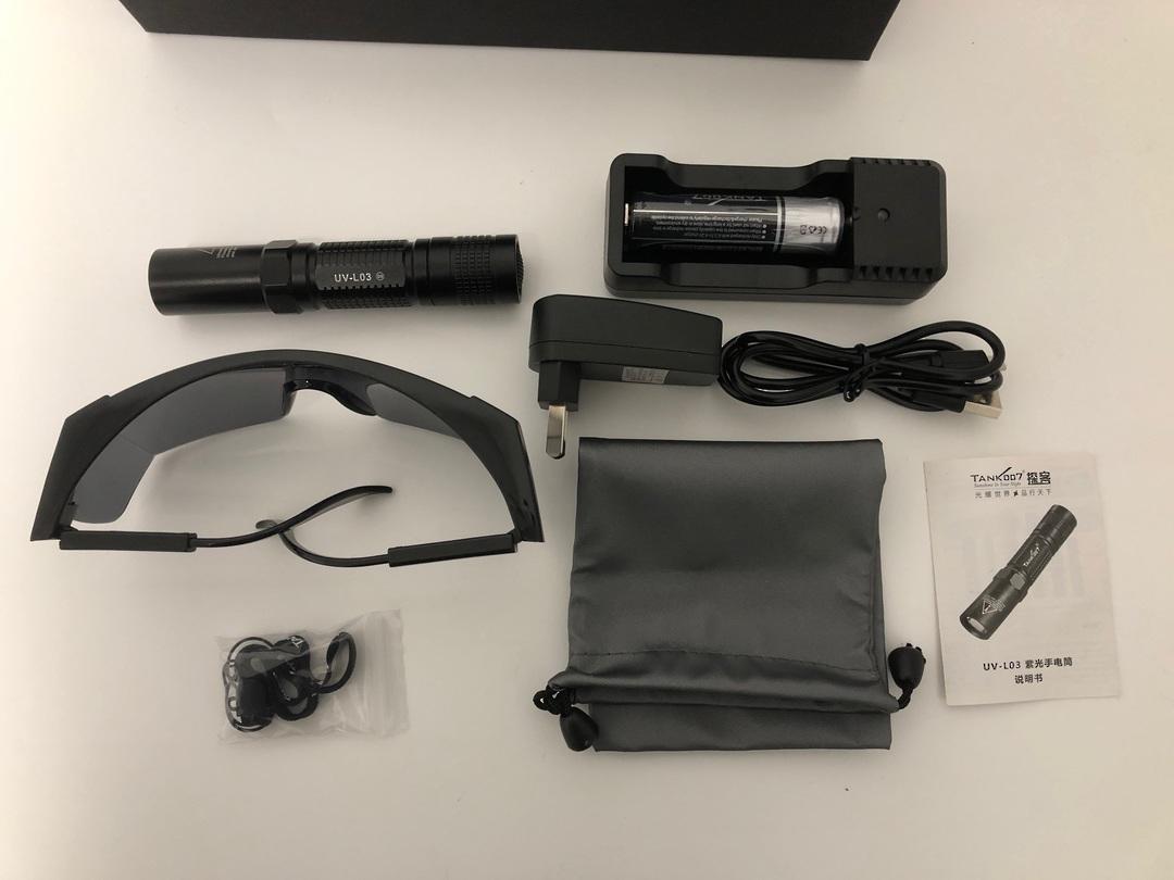 UV Adhesive Battery Curing 5W Lamp Kit image 1
