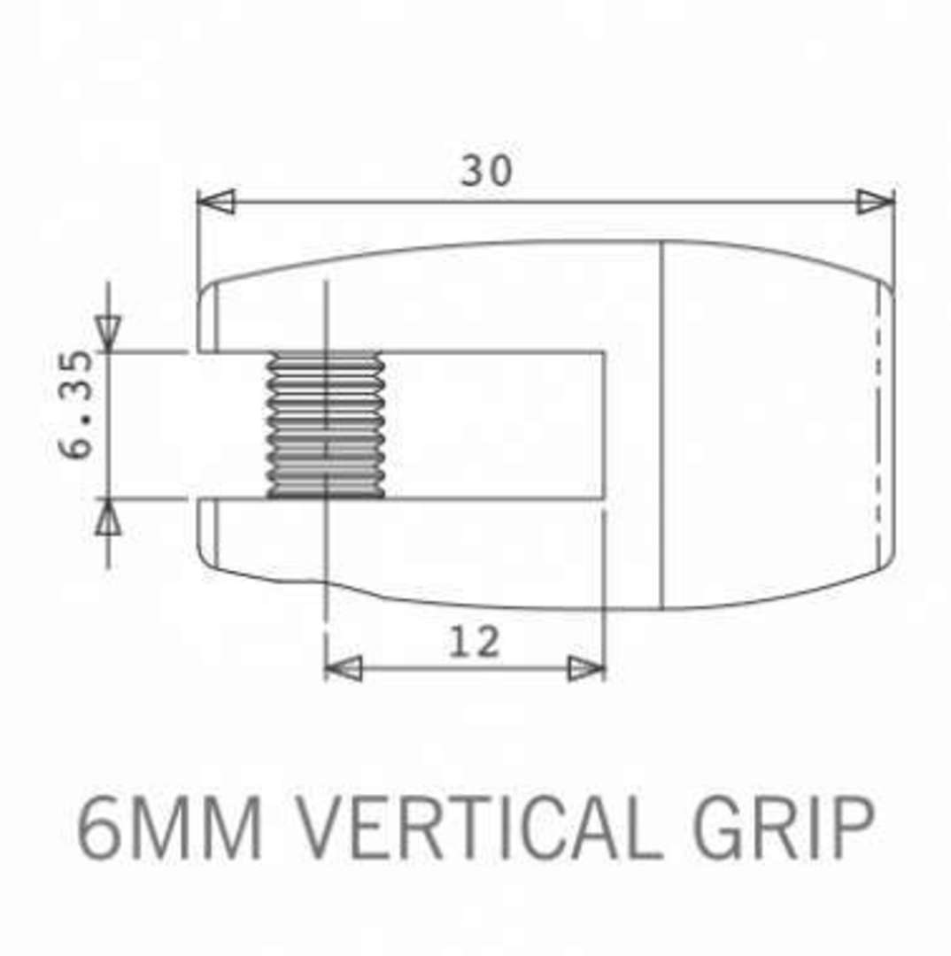 Axis Vertical Grip 6mm image 1