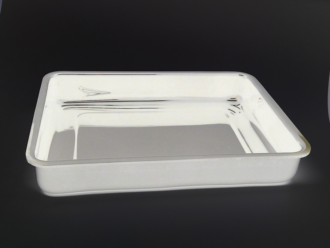(Tray-021-ABSW) Tray 021 White image 0