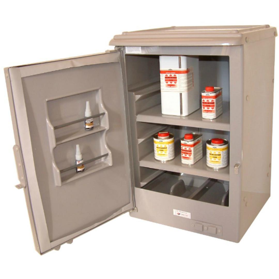 70 Litre Corrosive Dangerous Goods Cabinet image 0