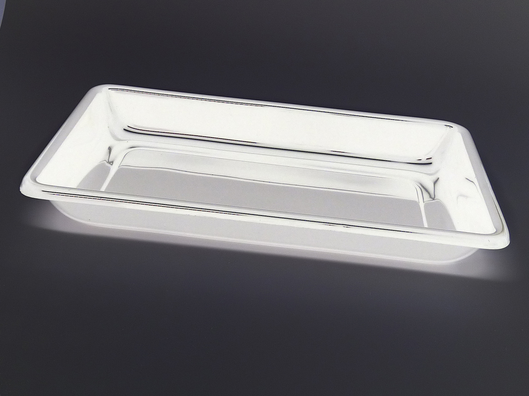 (Tray-027-ABSW) Tray 027 White image 0