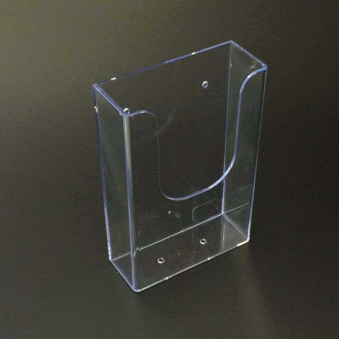 DLE Budget Wall Mount Brochure Holder image 0