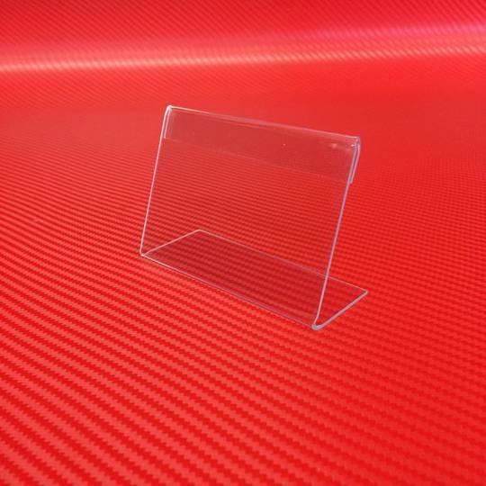 Single Business Card Holder Straight Angle