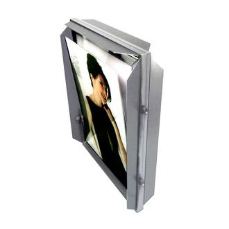 A1 Snap Frame LightFrame 7mm Ali D/Sided