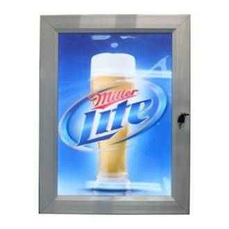 A0 Outdoor Lockable Light Box