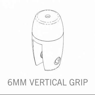 Axis Vertical Grip 6mm
