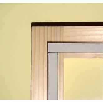 MagnetGlaze DIY Double Glazing per metre