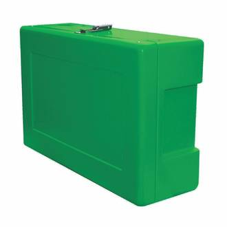 Site Safety Box Light Green
