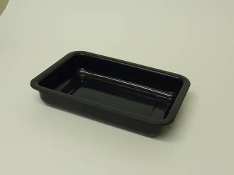 (Tray-FT155-30-ABSB) Tray FT155-30 Black