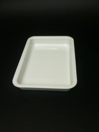 (Tray-002.5-ABSW) Tray 002 1/2 White