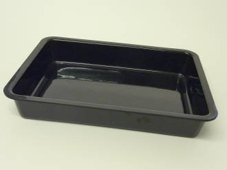 (Tray-FT315-3-ABSB) Tray FT315-3 Black
