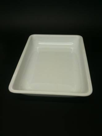(Tray-016-ABSW) Tray 016 White
