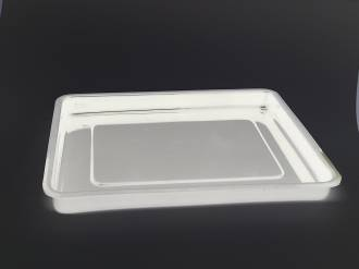 (Tray-020-ABSW) Tray 020 White