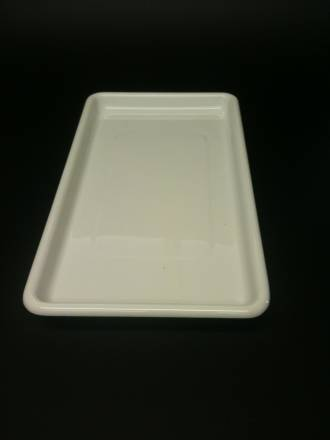 (Tray-030-ABSW) Tray 030 White