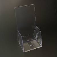 DLE Extra Capacity Desk Brochure Holder