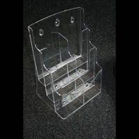 DLE 2-Wide x 3-Tier (6 Pocket) Brochure Holder