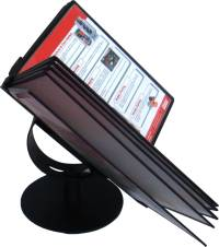 Menu Book Stand, Desk Top