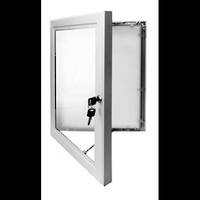 A0 Outdoor Lockable Poster Frame