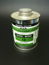 110 Acribond 4.0L Tin Solvent Adhesive