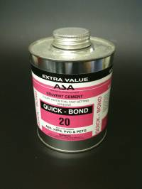 120 Acribond 4.0L Tin Solvent Adhesive