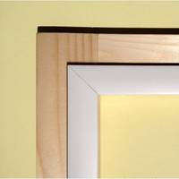 MagnetGlaze Finishing Trim White 5m Length