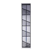 Literature Display Rack, Mesh,  Black, A4 x 4