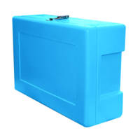 Site Safety Box Light Blue