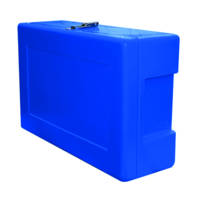 Site Safety Box Mid Blue