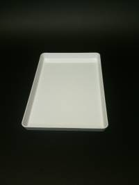 (Sandwich-Tray-White) Sandwich Tray White