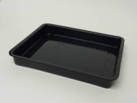 (Tray-FT300--4-ABSB) Tray FT300--4 Black