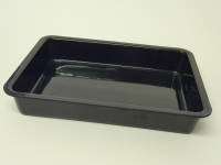 (Tray-FT335-4-ABSB) Tray FT335-4 Black