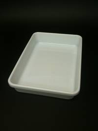 (Tray-FT335-3-ABSW) Tray FT335-3 White