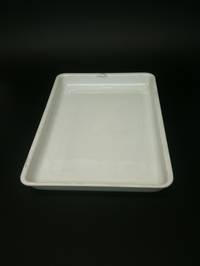 (Tray-012-ABSW) Tray 012 White