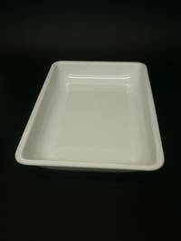 (Tray-014-ABSW) Tray 014 White