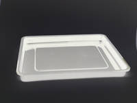 (Tray-FT310-3-ABSW) Tray FT310-3 White