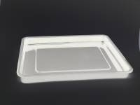 (Tray-019-ABSW) Tray 019 White