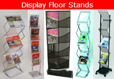 Display Floor Stands