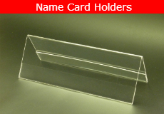 Name Card Holders