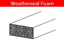 Weatherseal Foam