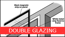 double glazing award plastics