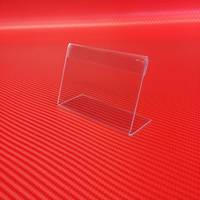 Single Business Card Holder Straight Angle